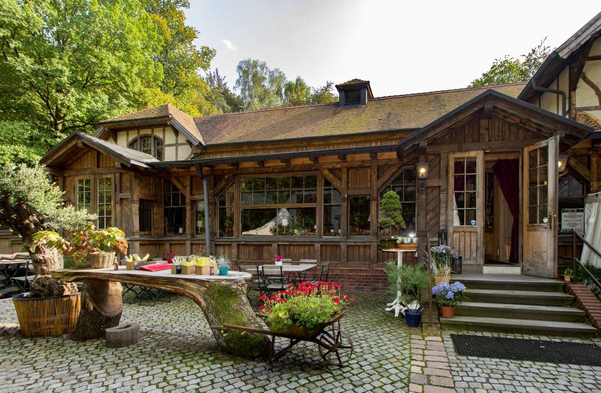 Restaurant   Zeisigwaldschänke