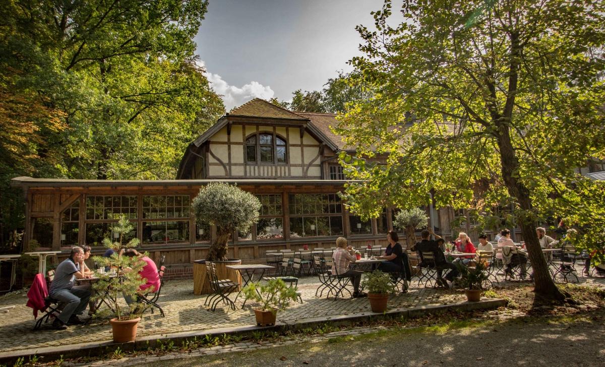 Restaurant | Zeisigwaldschänke